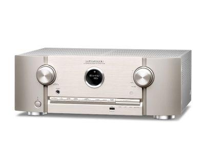 Marantz SR5015 dab è un sintoamplificatore audio/video silver