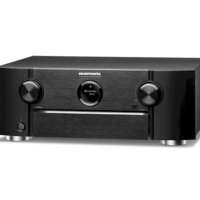 Marantz SR6015 è un sintoamplificatore audio/video nero