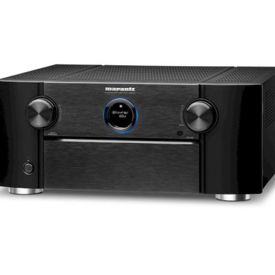 Marantz SR 8015 è un sintoamplificatore audio/video nero