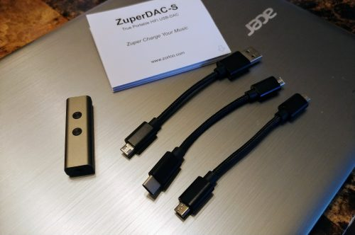 Zorloo ZuperDAC-S