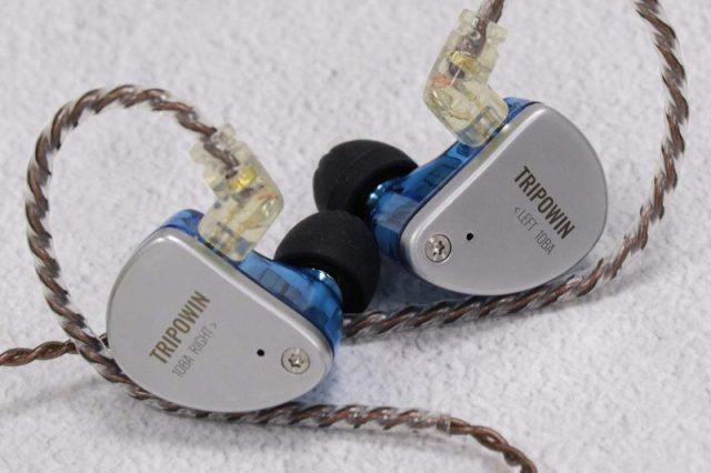 Tripowin TP10 5 Balanced Armatures in Ear Earphone