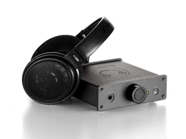 HeadAmp Gilmore Lite Mk2 Class-A Headphone Amplifier