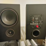 PSB Speakers Alpha AM5 Powered Bookshelf Speakers