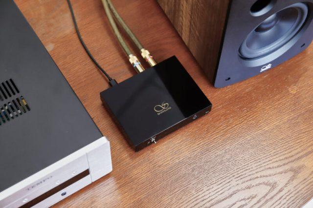 Shanling BA1 Desktop Hi-Fi Bluetooth Receiver