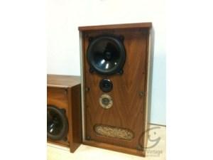 B&W DM2 Enceinte hifi vintage réparations