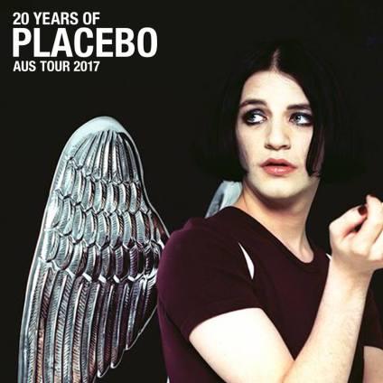 Placebo Australian Touor Poster