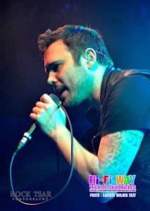 Trapt @ The Gov 05-07-2017 L Bulach - 12