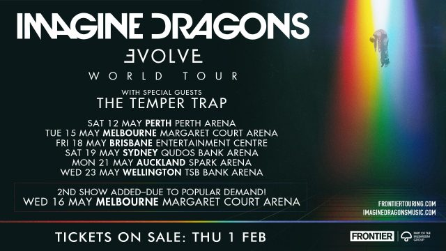 Imagine Dragons Tour Banner Updated