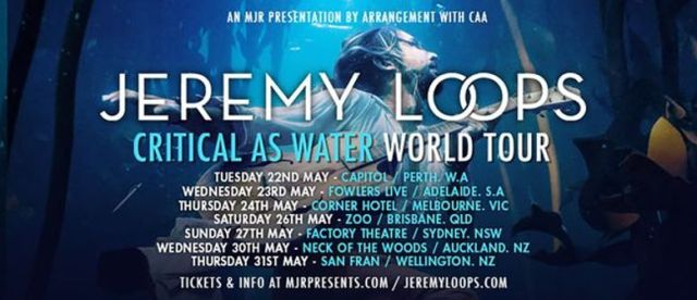 Jeremy Loops Banner