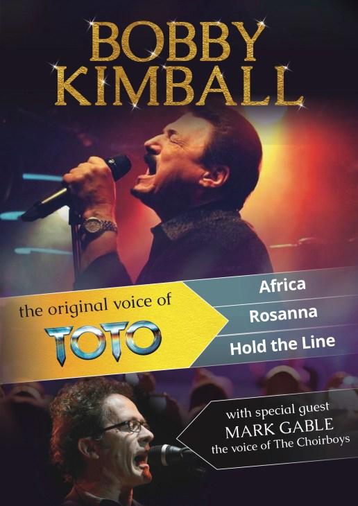 Bobby Kimball Tour Poster