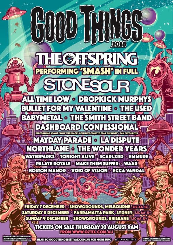 Something Good Festival Poster