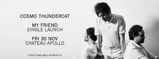 Cosmo Thundercat Single Launch