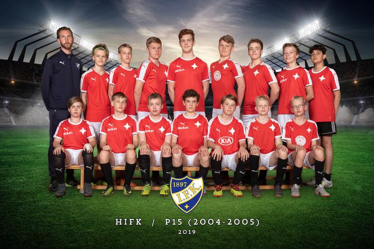 HIFK P04/05