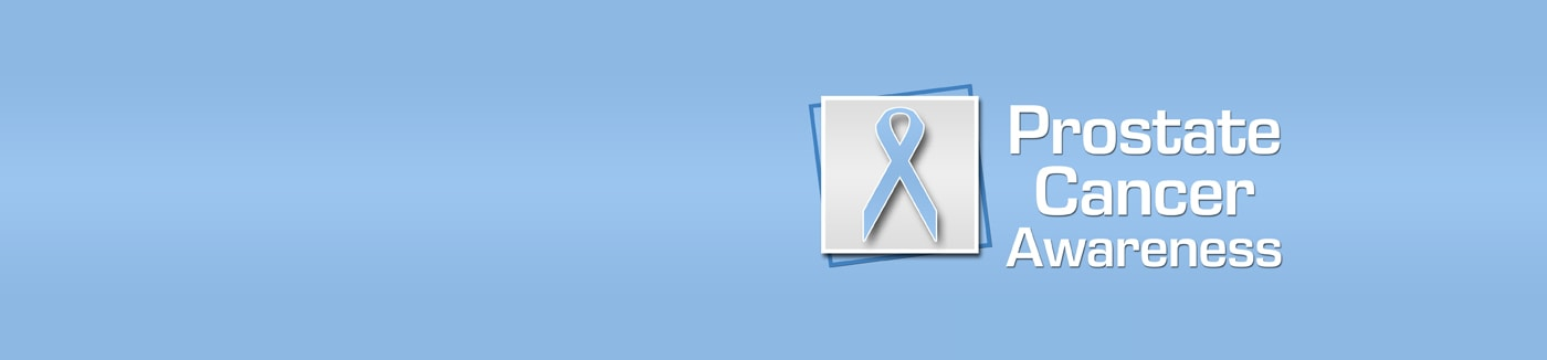 Prostate Cancer Awareness banner