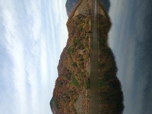 錦秋の丹沢湖