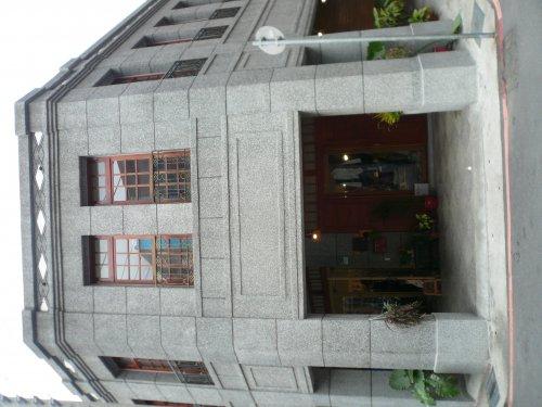 大稲埕の建物