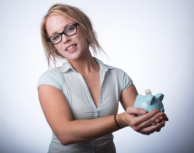 女性の貯金