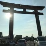 【大神大社】日本で5本の指に入る超パワースポット三輪山
