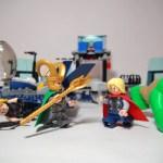 LEGO ハルクのヘリキャリア突破