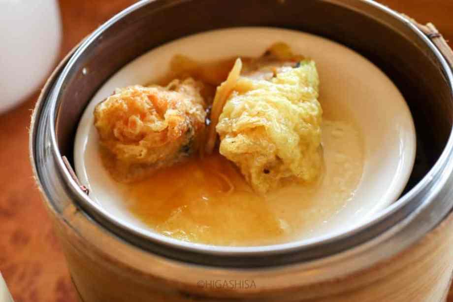 ホテル日航アリビラ読谷リゾートの飲茶バイキング「金紗沙」