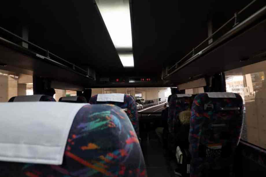 レゴランド・ジャパンまでのシャトルバス