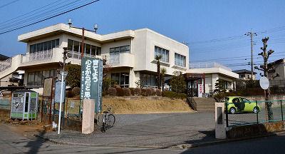 第三尋常小学校(明治32年から第三村山尋常小学校) が置かれた円乗院所有地・現・狭山公民館