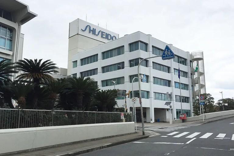資生堂 大阪工場