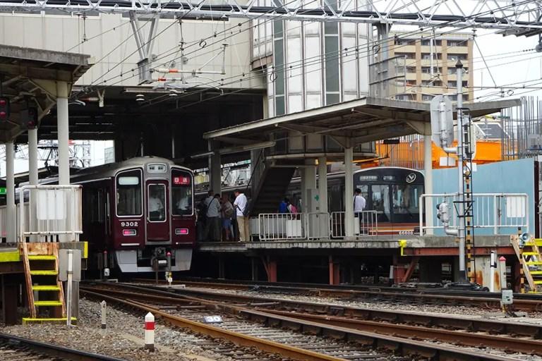 阪急淡路駅人身事故