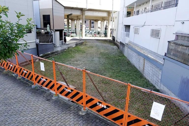上新庄駐輪場