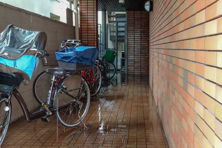 東淀川地震