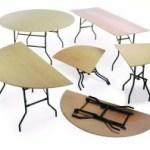 half moon tables
