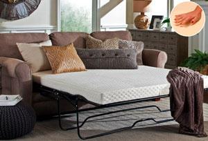 Plushbeds Sofa Bed Mattress