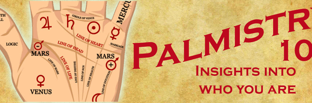 THE HIDDEN POWER OF PALM READING