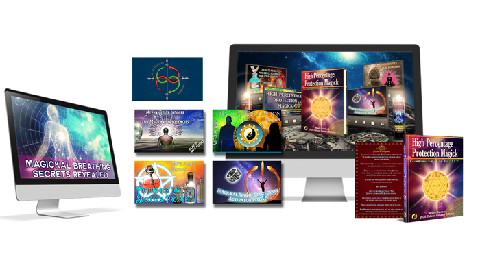 protection magick course bundle