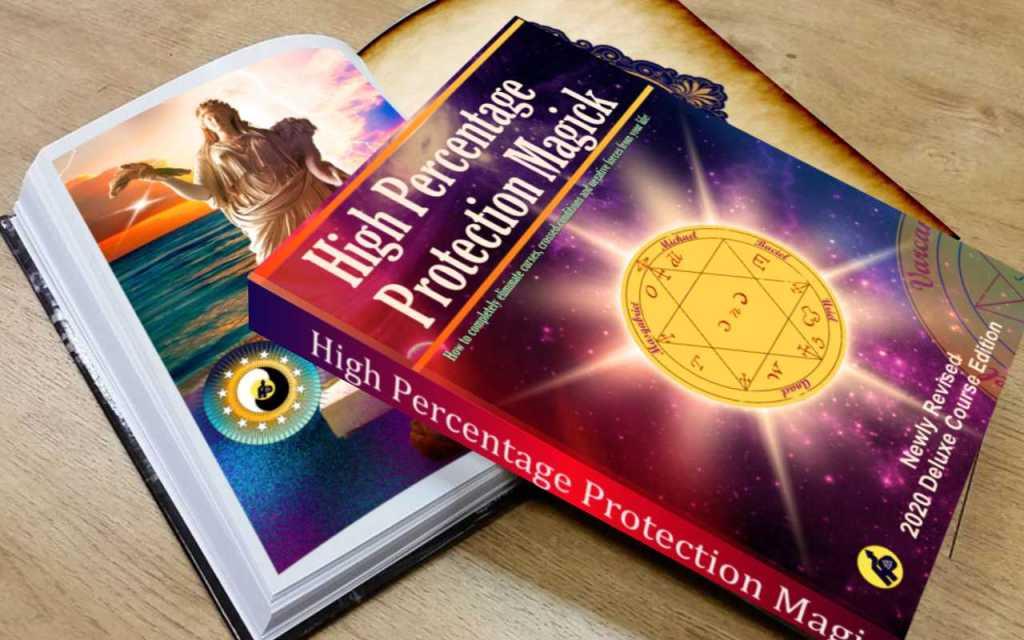 protection magick course