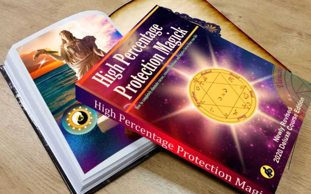 protection magick course