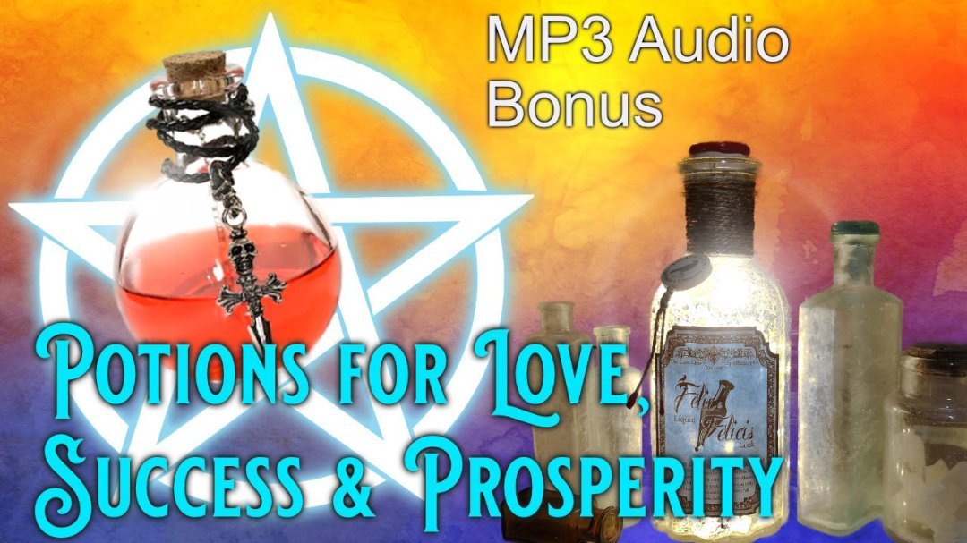 potions for love and prosperity