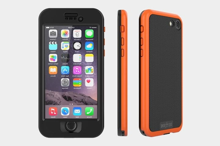 coque iphone 7 etanche dog bone