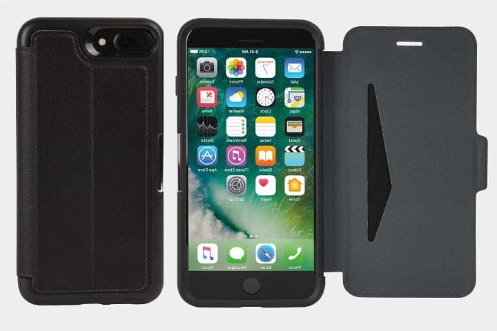 Etui et housse portefeuille iphone 8 plus