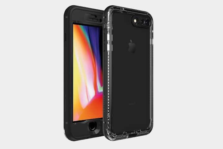 coque anti-choc 360 iphone 8 plus