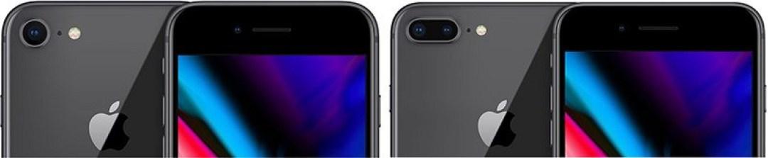 iphone 8 & iphone 8 plus design cameras