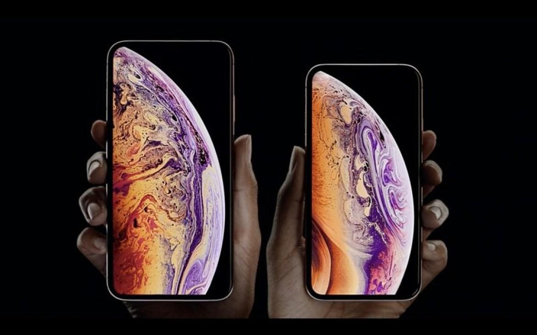 iphone xs vs iphone xs max