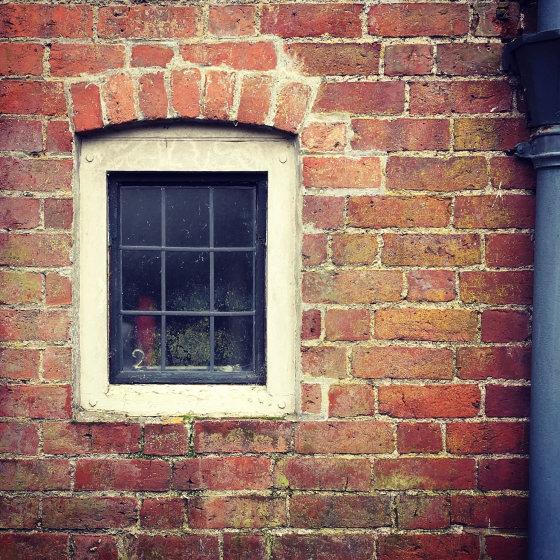 photo d'un mur prise avec l'iphone x