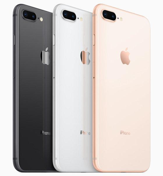 modèle iphone 7 plus & 8 plus