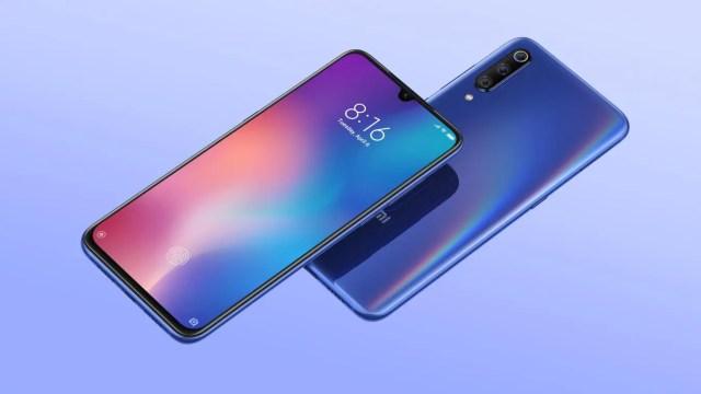 téléphone Xiaomi Mi9