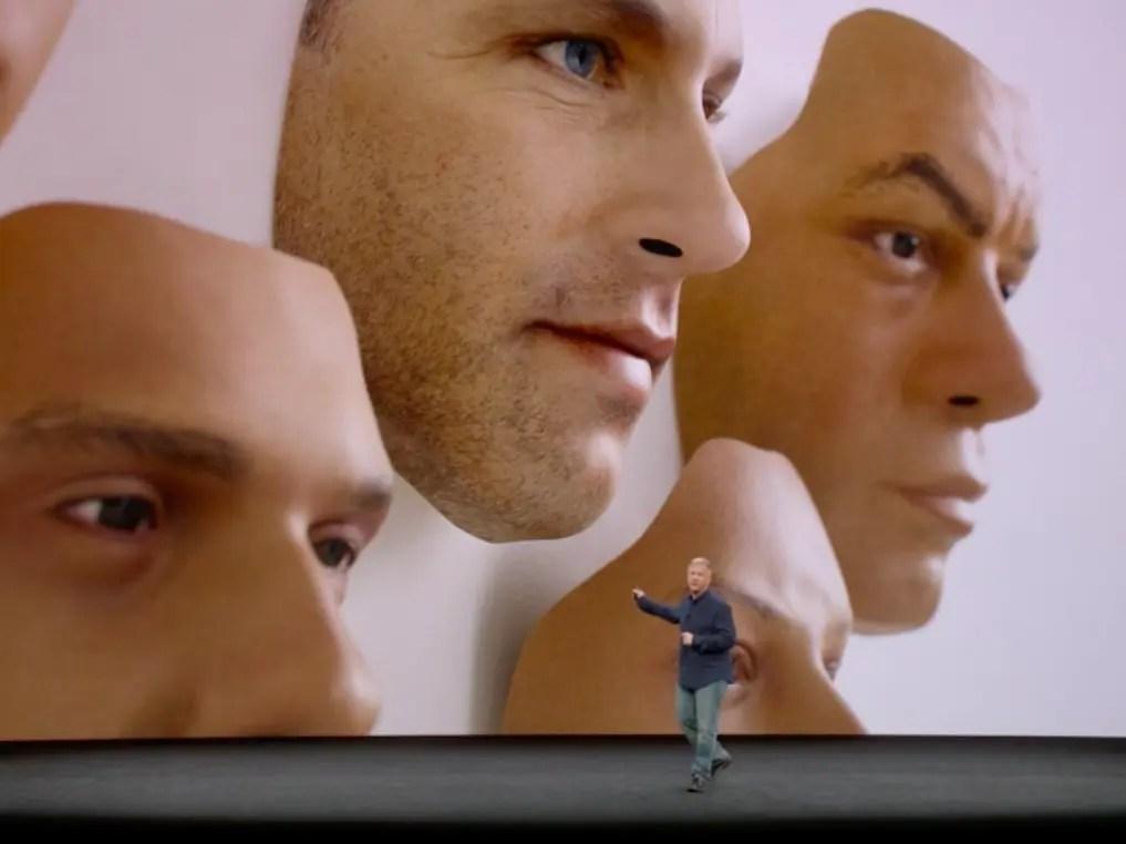 Masque Pour Face ID