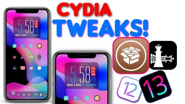 Cydia Tweak