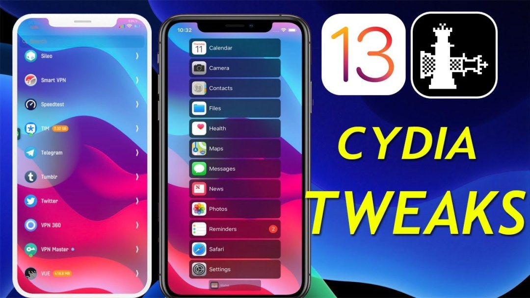 Tweak iOS 13