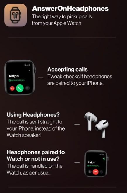 AnswerOnHeadphones tweak