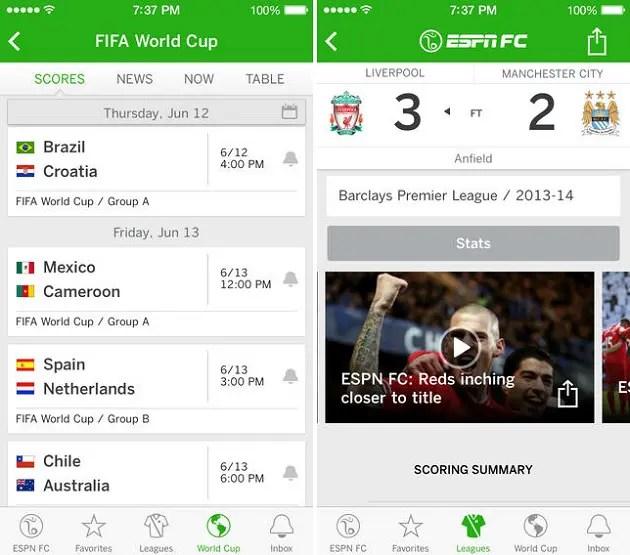 ESPN FC Soccer & World Cup (1)